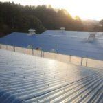 岡崎市 工場 屋根塗装