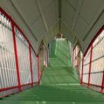 幸田町 幼稚園 床・階段・天井塗装