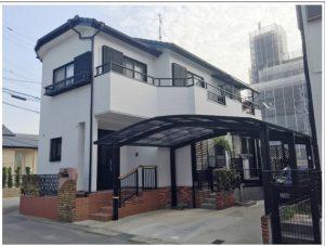 岡崎市 S様邸 外壁塗装 屋根塗装 遮熱・断熱塗料使用