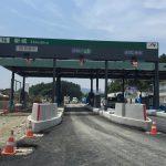 高速道路の新築塗装