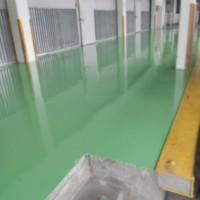 食品工場 塗り床