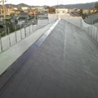 岡崎市 アパート 屋根塗装