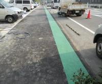 愛知県 三河地方 路面塗装