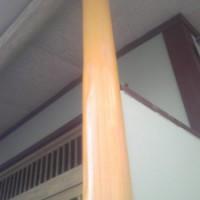 愛知県 木柱 塗装