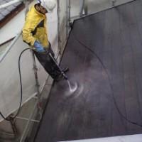 岡崎 塗装施工 水洗い