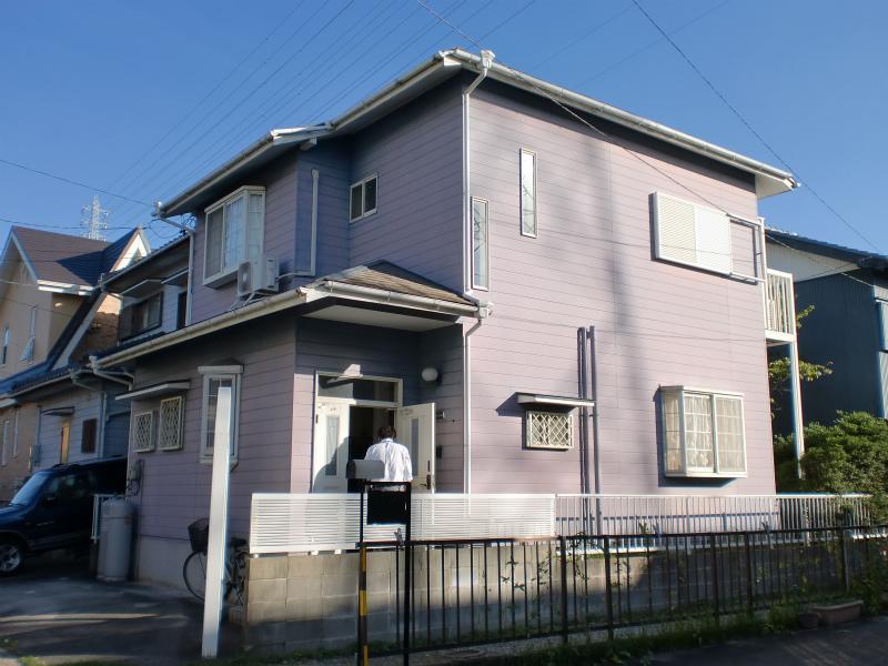 渡辺邸施工前写真